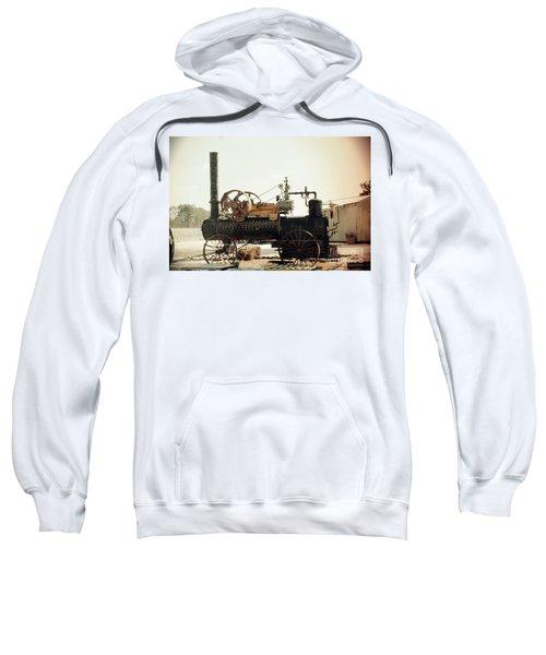 Black And Glorious Steam Machine Sweatshirt