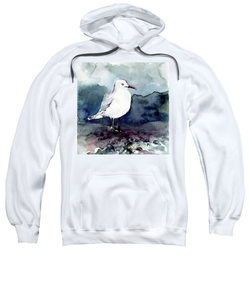 Black-billed Gull Sweatshirt