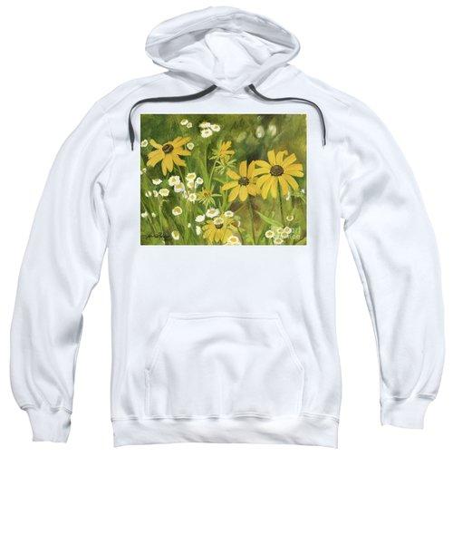 Black-eyed Susans In A Field Sweatshirt