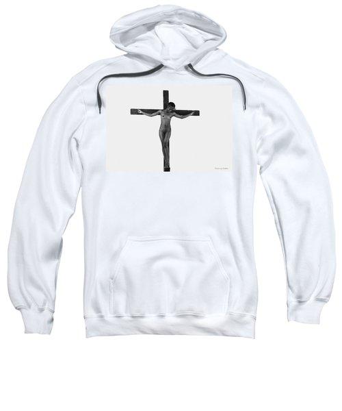 Black Female Jesus Highlight Sweatshirt