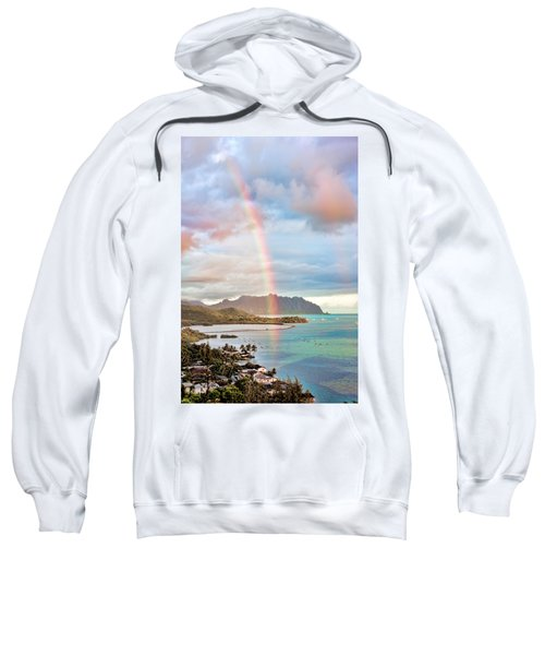 Black Friday Rainbow Sweatshirt