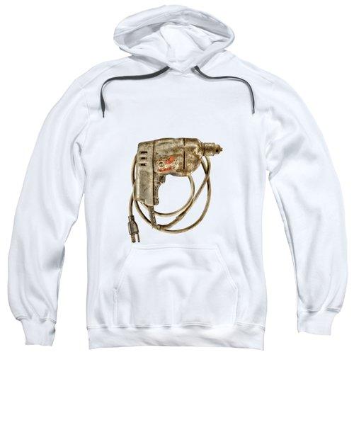 Black N Decker Drill Motor Sweatshirt