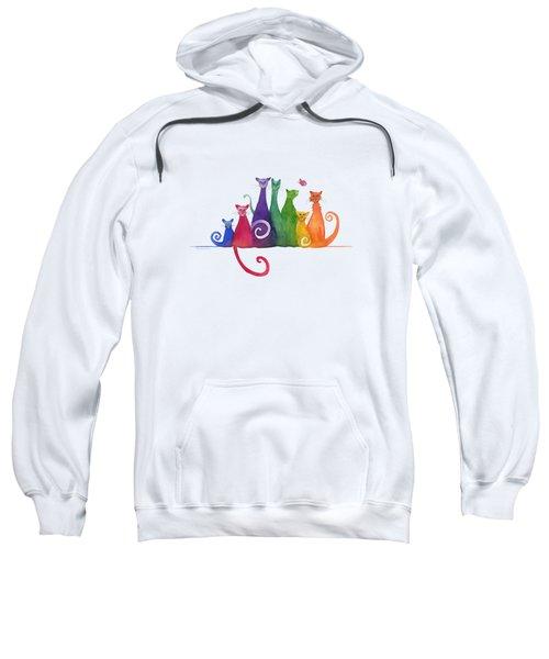 Blended Family Of Seven Sweatshirt