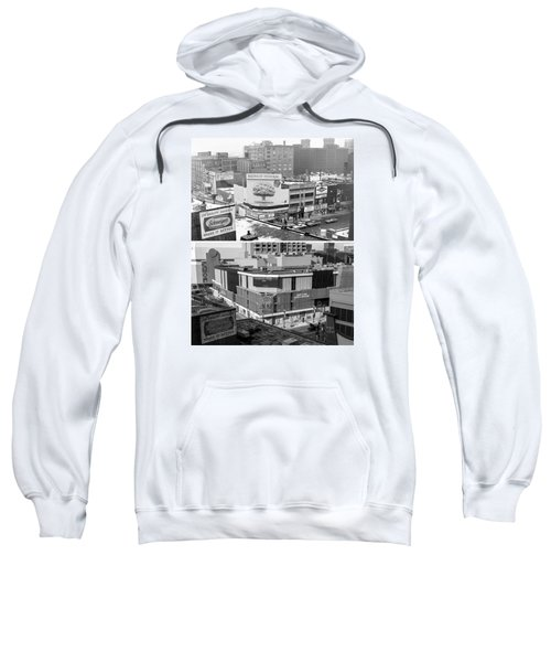 Block 'e' In Minneapolis Sweatshirt