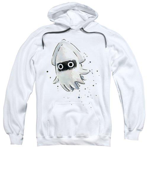 Blooper Watercolor Sweatshirt