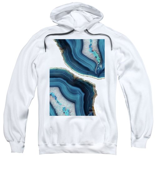Blue Agate Sweatshirt