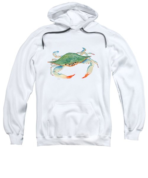 Blue Crab Sweatshirt