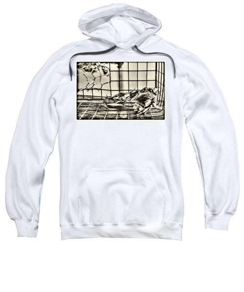 Blue Crabs - Vintage Sweatshirt