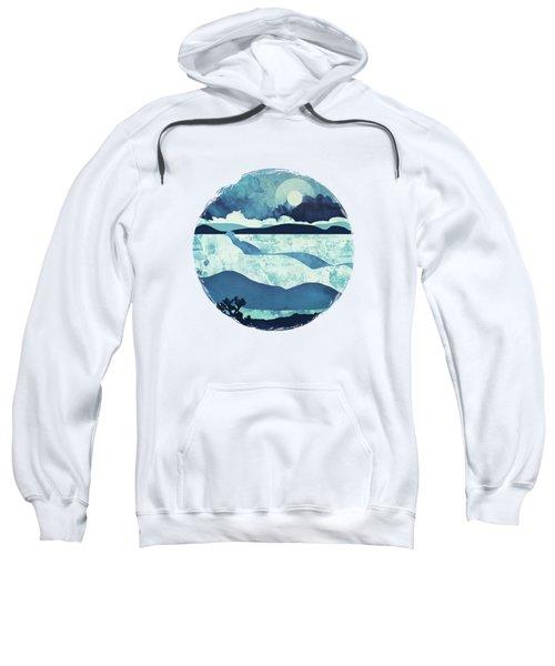 Blue Desert Sweatshirt