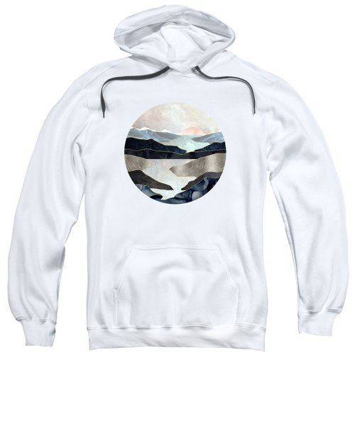 Blue Mountain Lake Sweatshirt
