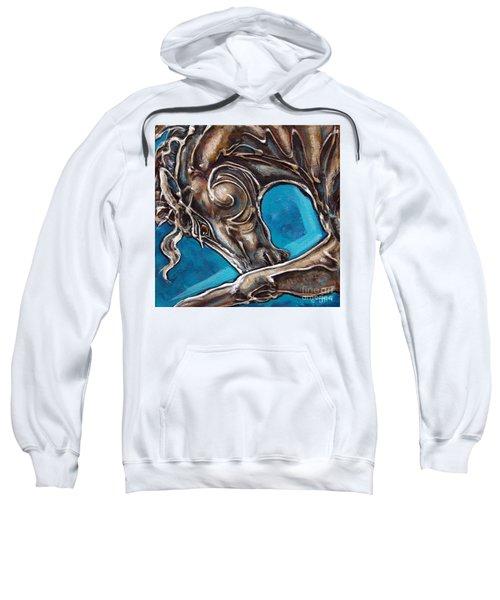 Blue Streak Sweatshirt