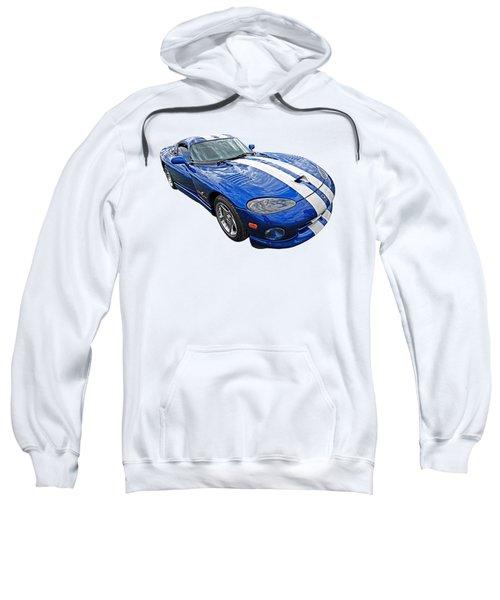 Blue Viper Sweatshirt