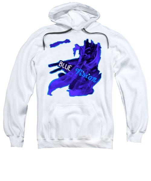 Blue Vision Sweatshirt