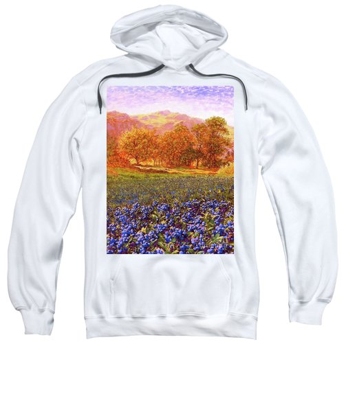 Blueberry Fields Sweatshirt