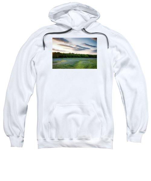 Bluebonnet Trail Ennis Texas 2015 V5 Sweatshirt
