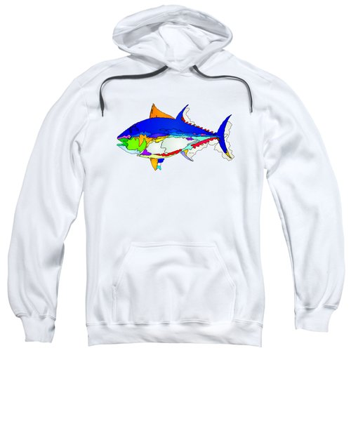 Bluefin Tuna  Sweatshirt