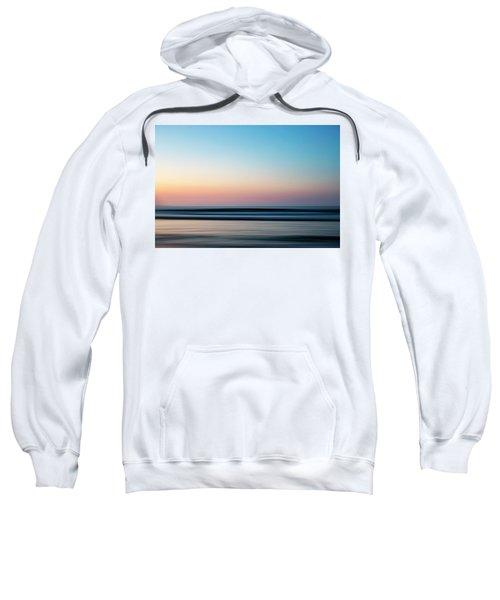 Blurred Sweatshirt