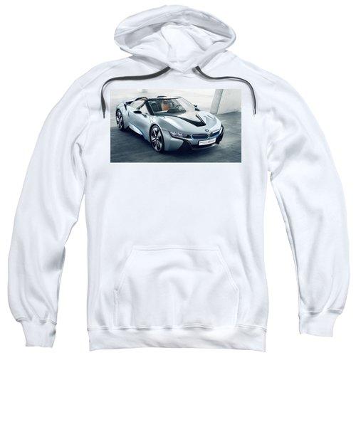 Bmw I8 Concept Spyder Sweatshirt