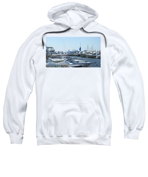 Boat Show On The Bay Sweatshirt