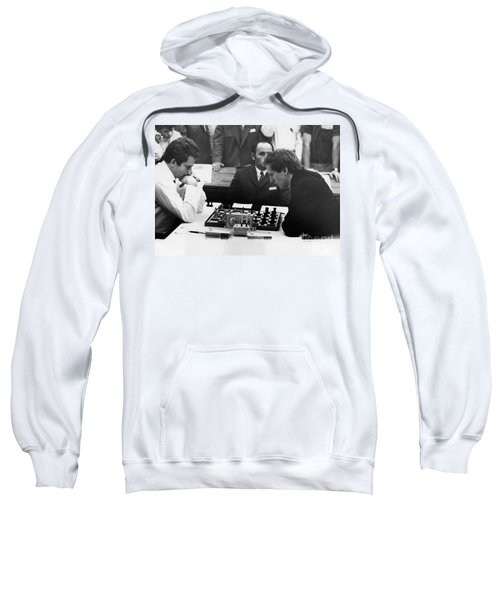 Bobby Fischer (1943-2008) Sweatshirt
