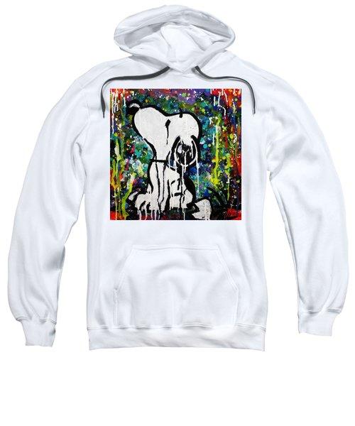 Bold.snoopy Sweatshirt