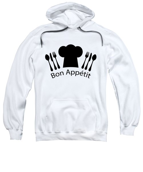 Bon Appetit French Chef Sweatshirt