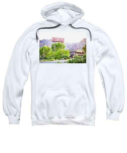 Bonnie Springs Motel Resort Sweatshirt