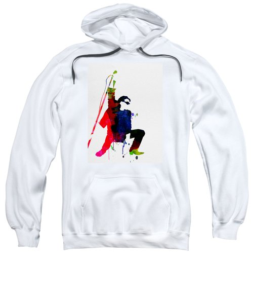 Bono Watercolor Sweatshirt