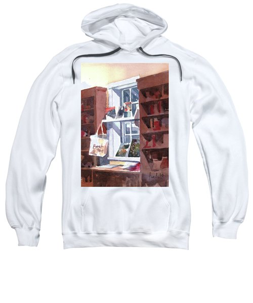 Book Bag Sweatshirt