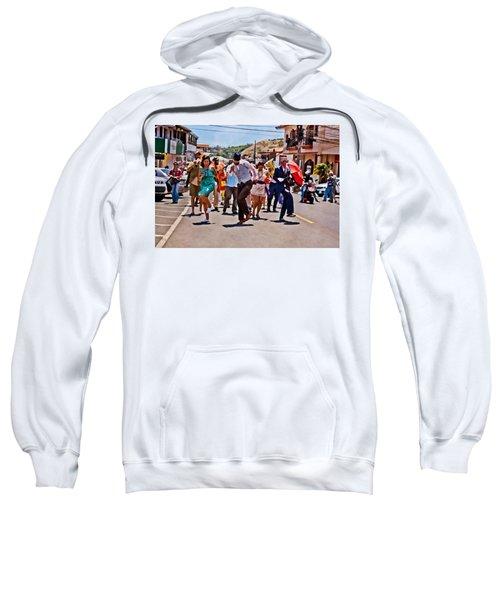 Boquete Jazz Festival 2012 Sweatshirt