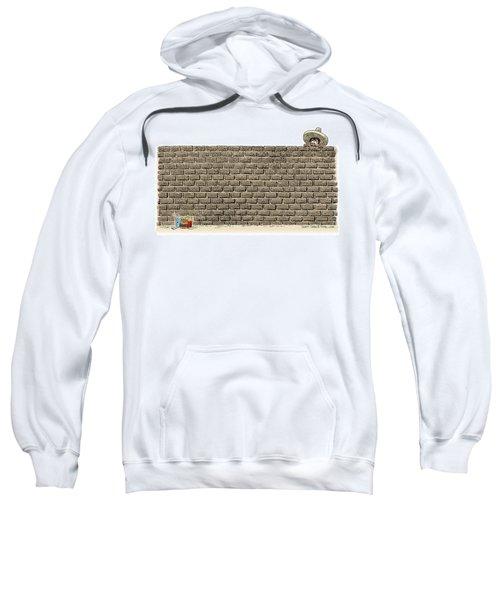 Border Wall Sweatshirt