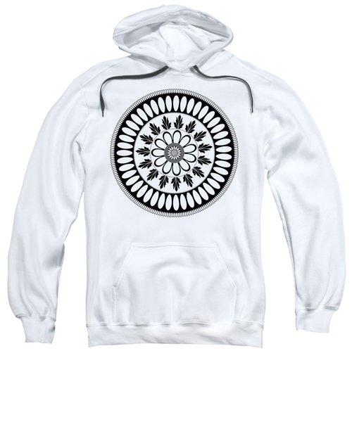 Botanical Ornament Sweatshirt