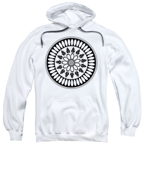Botanical Ornament Sweatshirt