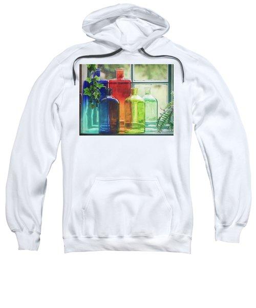 Bottles In The Window Sweatshirt