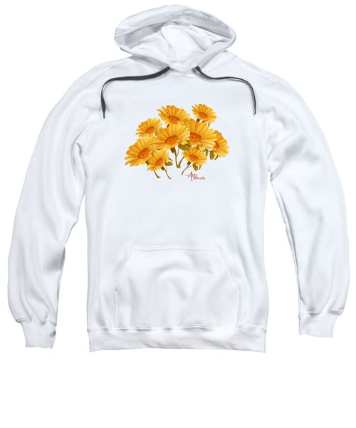 Bouquet Of Daisies Sweatshirt