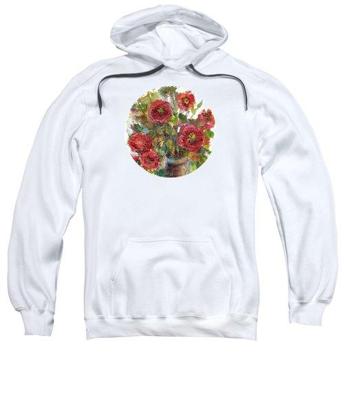 Bouquet Of Poppies Sweatshirt