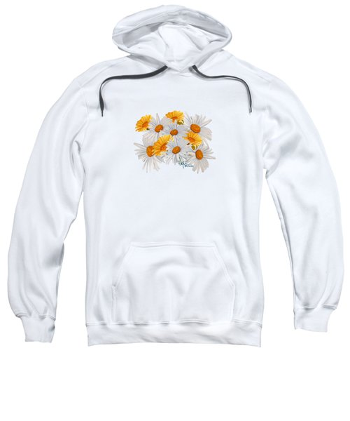 Bouquet Of Wild Flowers Sweatshirt