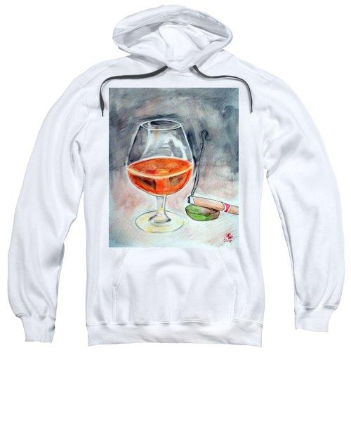 Bourbon And Smoke Sweatshirt