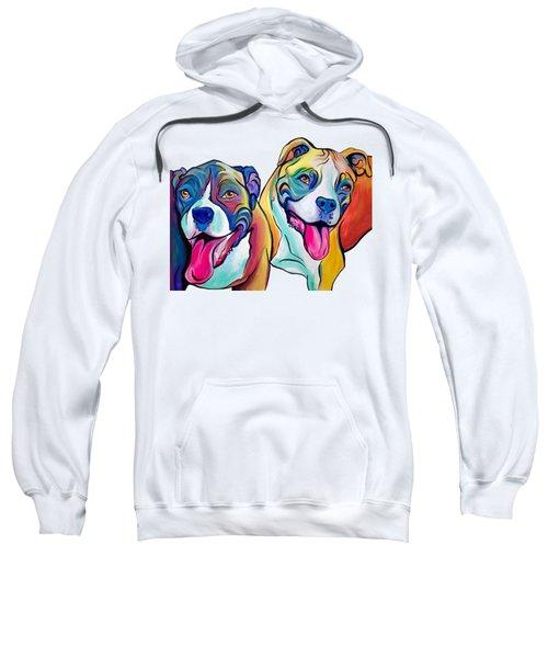 Boxers Sweatshirt