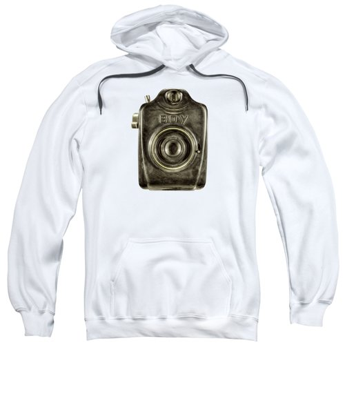 Boy Camera Front Sweatshirt
