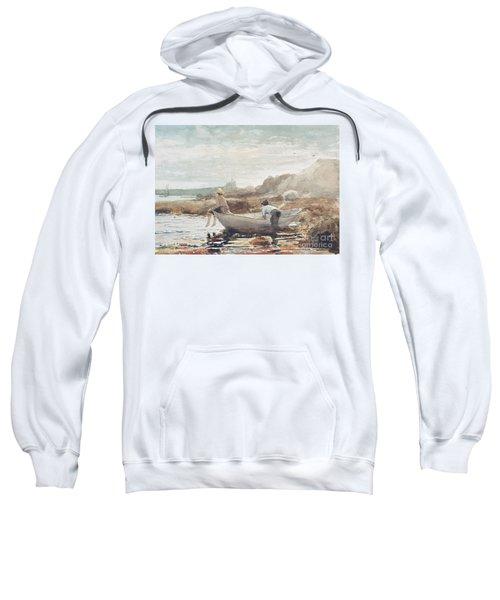Boys On The Beach Sweatshirt