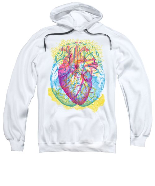 Brain Heart Circulation Sweatshirt