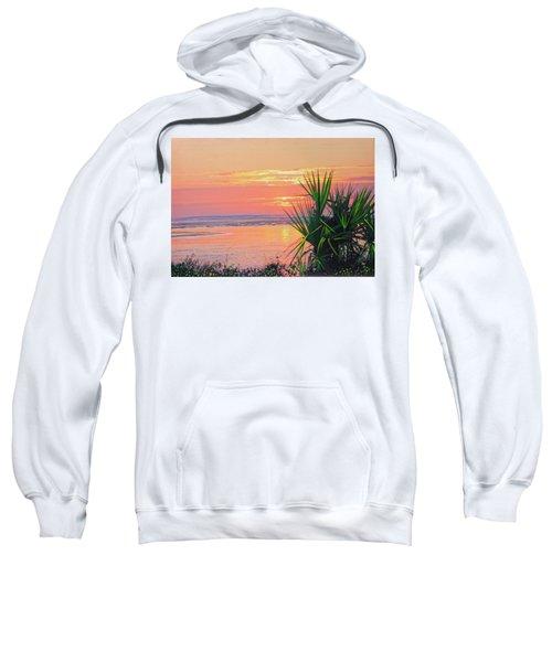 Breach Inlet Sunrise Palmetto  Sweatshirt