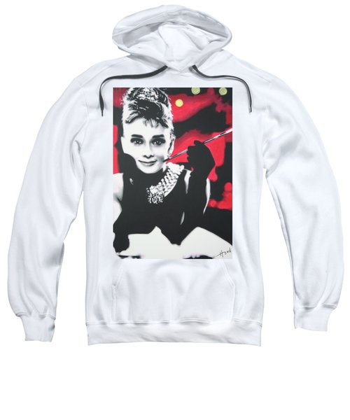Breakfast At Tiffany's Sweatshirt