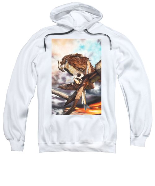 Breakfast In America Sweatshirt