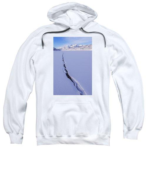 Breaking Ice Sweatshirt
