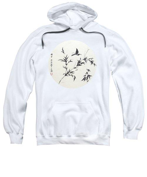 Breeze Of Spring - Round Sweatshirt