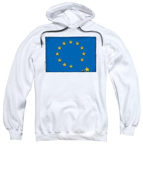 Brexit Eu Flag  Sweatshirt