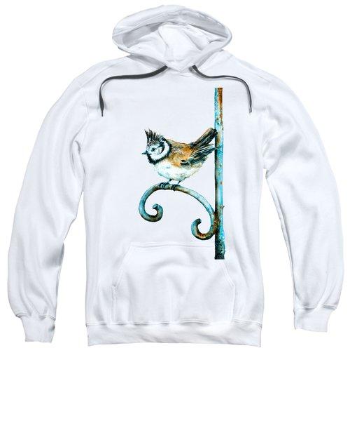 Bridled Titmouse Sweatshirt