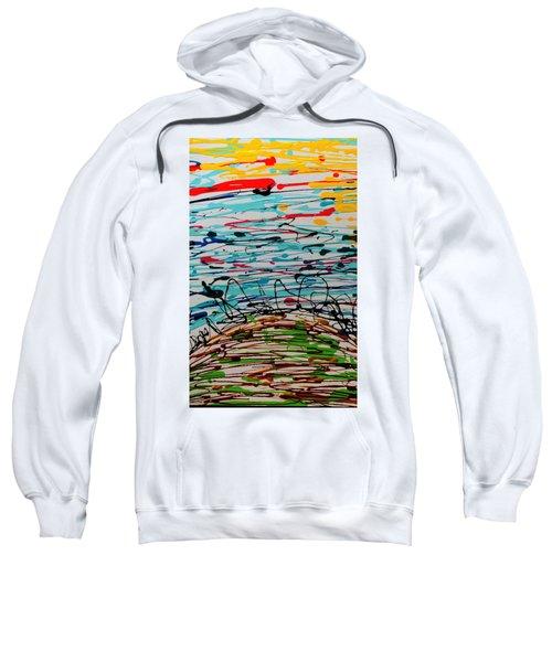 Brighter Day 1 Of 2 Sweatshirt